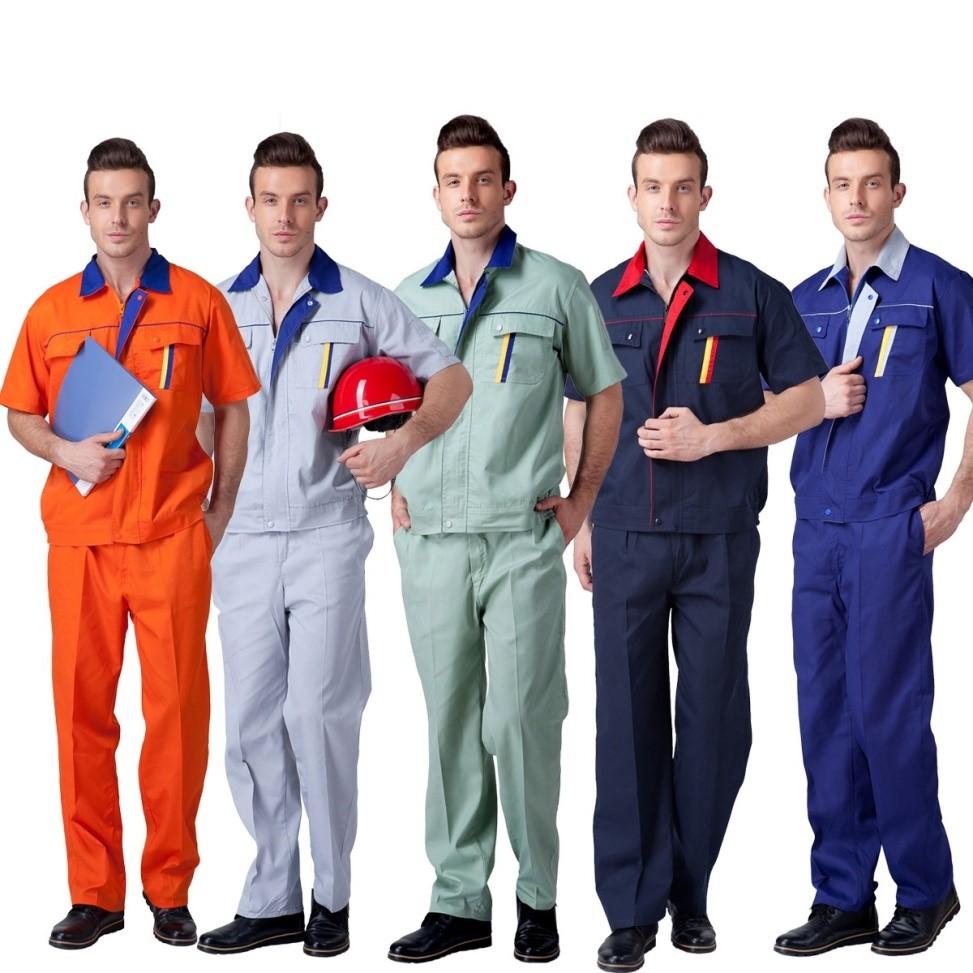 Quần áo bảo hộ ở Tp HCM