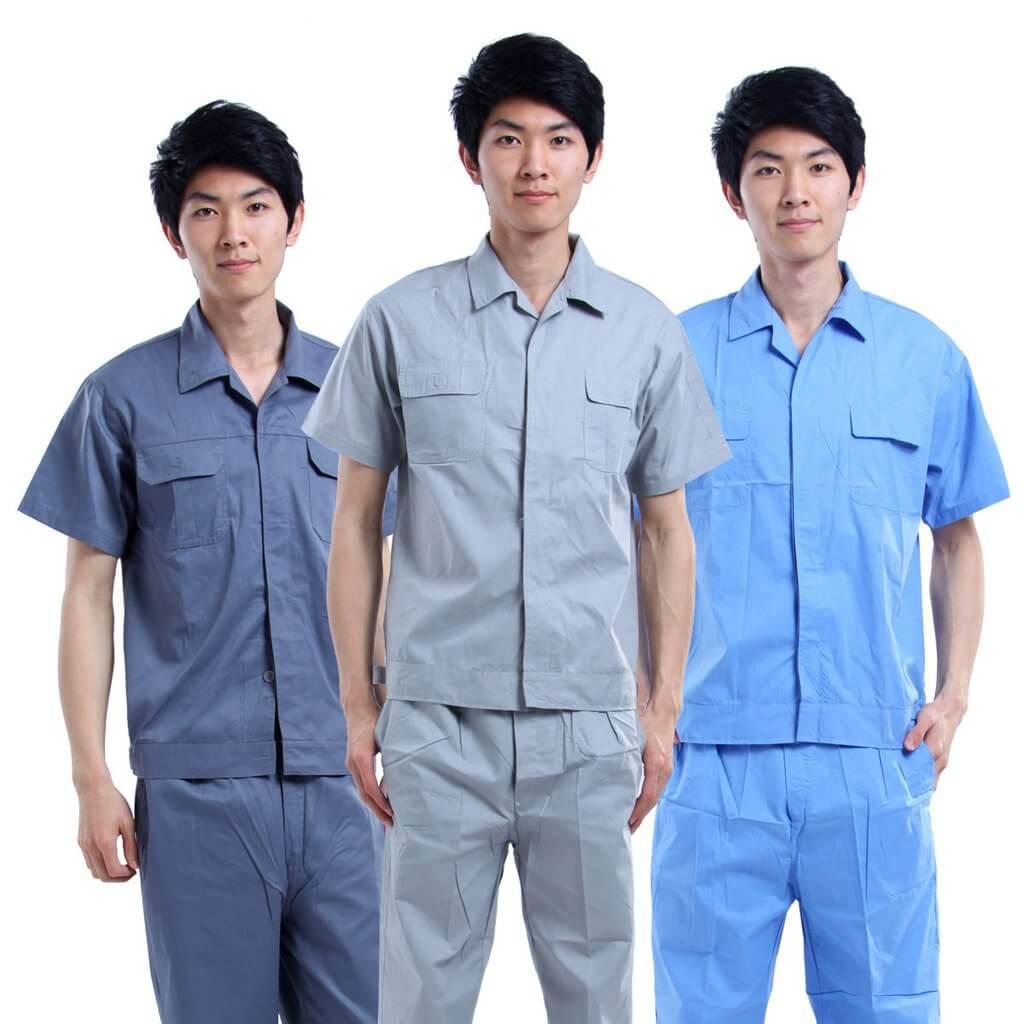 chất liệu vải quần áo bảo hộ