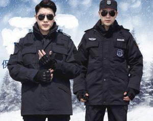 Quần áo bảo vệ mùa đông